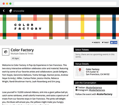 Color Factory